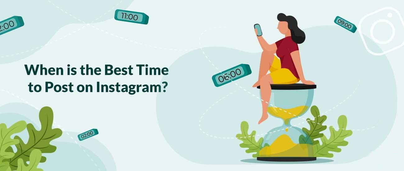 ¿Cuándo es el mejor momento para publicar en Instagram?