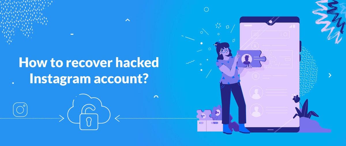 ¿Cómo recuperar una cuenta de Instagram pirateada?