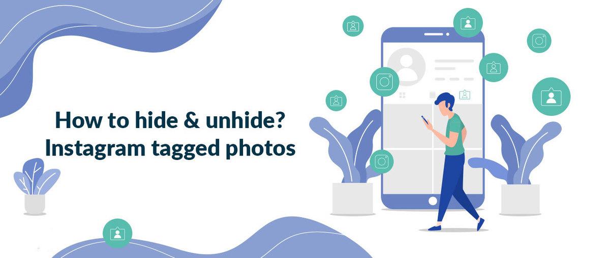 ¿Cómo ocultar y mostrar fotos etiquetadas de Instagram?